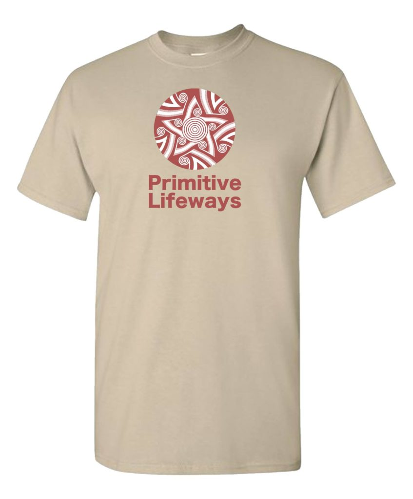 Primitive Lifeways T-Shirt (Black)_1