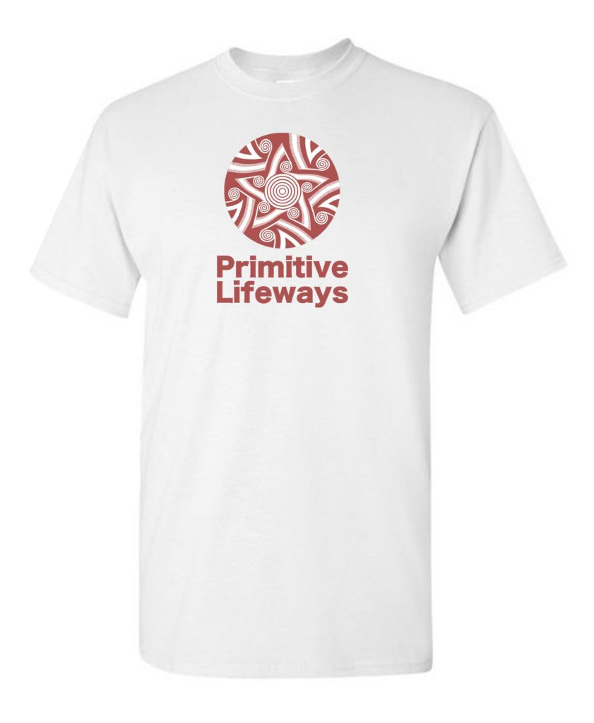 Primitive Lifeways T-Shirt (White)